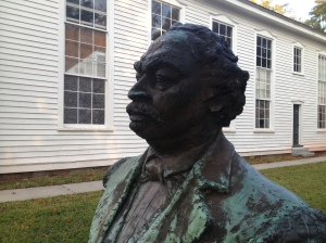 Memorial bust of Robert Smalls - Beaufort, SC