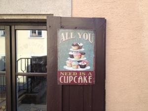 Cupcakes in Bratislava